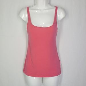 Divided tank top, pajama top, size Small.